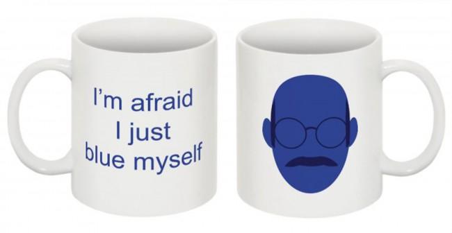 blue myself mug1 650x336 Pop Culture Mugs by Rebel Youth Graphics