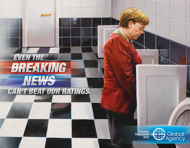 global agency breaking news2 Prints for Global Agency: Politicians' secrets revealed
