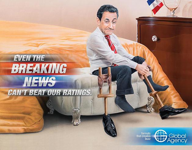global agency breaking news31 Prints for Global Agency: Politicians' secrets revealed