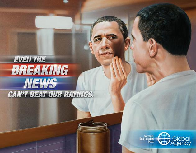 global agency breaking news41 Prints for Global Agency: Politicians' secrets revealed