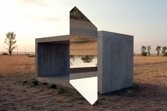 judd monolith 650x431 Monolith Art, Reynald Drouhin