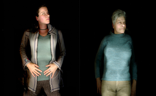 my reality Till Koenneker Full Body Scans by Till Koenneker