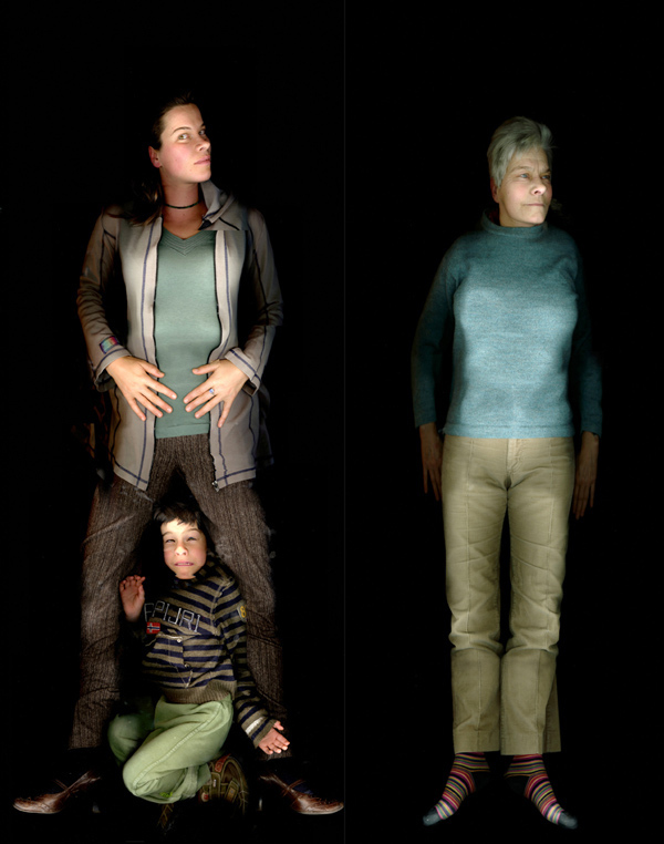 my reality Till Koenneker41 Full Body Scans by Till Koenneker