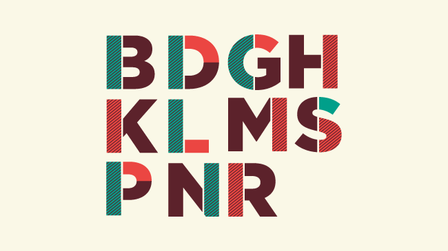 0101 SCRATCH Typeface