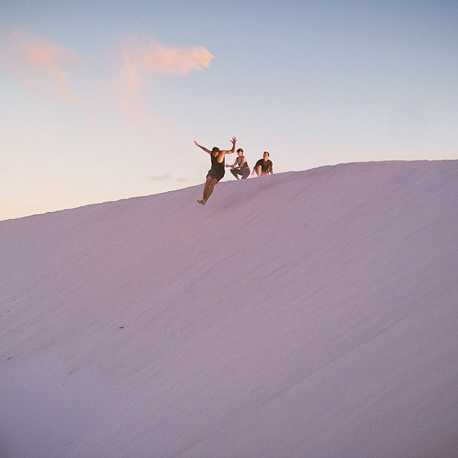 1104 Adventures through New Zealand