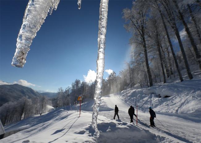 1112 Sochi Prepare for 2014 Winter Olympics