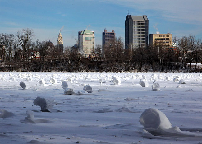 115 Snow Rollers