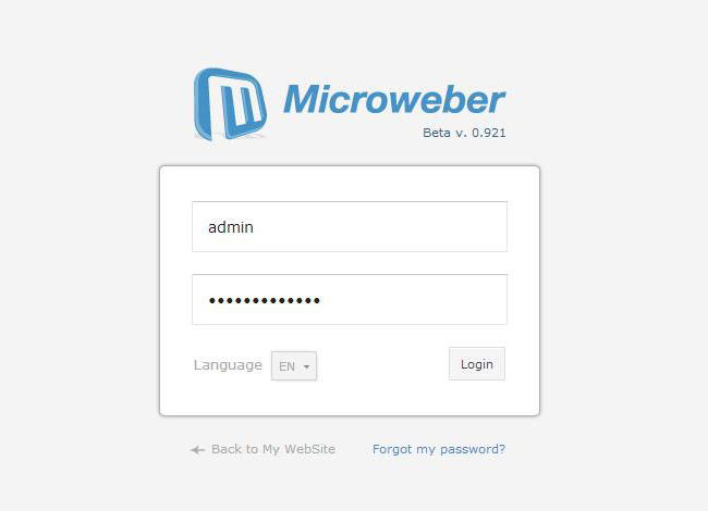 1192 Microweber – A Free, Open Source CMS