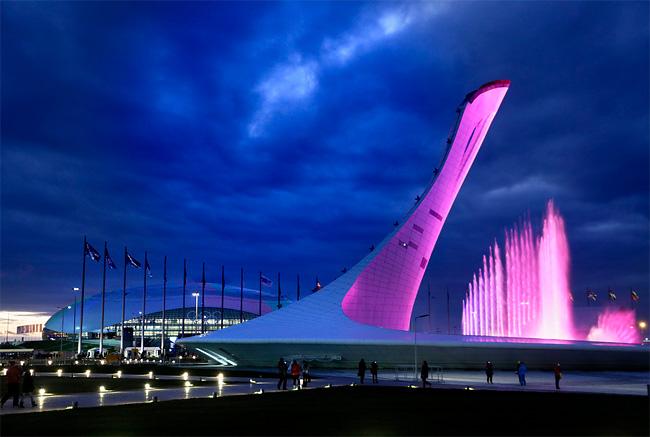 1211 Sochi Prepare for 2014 Winter Olympics