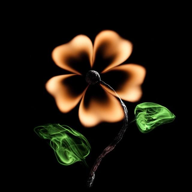 1360742230 6 640x640 Burning Matches Art by Stanislav Aristov