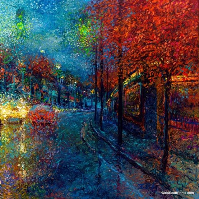 1361259940 0c 640x640 Beautiful Finger Paintings by Iris Scott