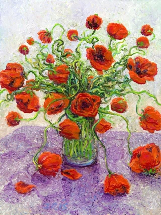 1361260034 7a 640x853 Beautiful Finger Paintings by Iris Scott