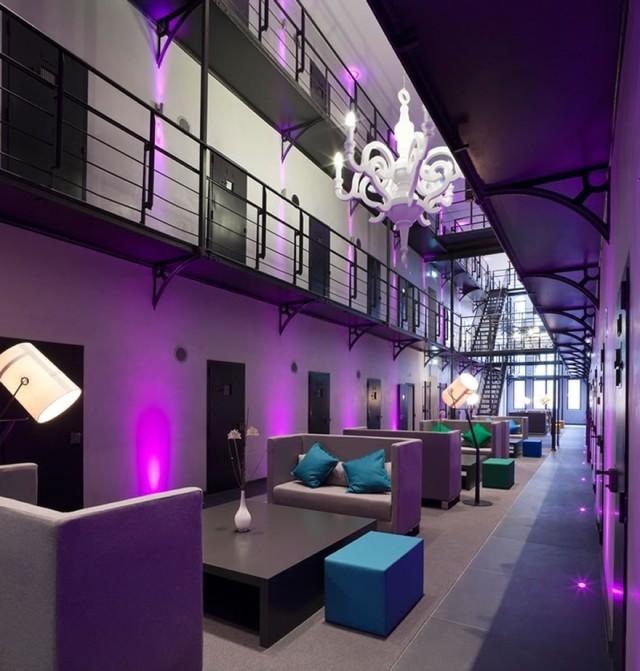 1361355138 1 640x671 Prison Transformed Into Luxury Hotel in Netherlands