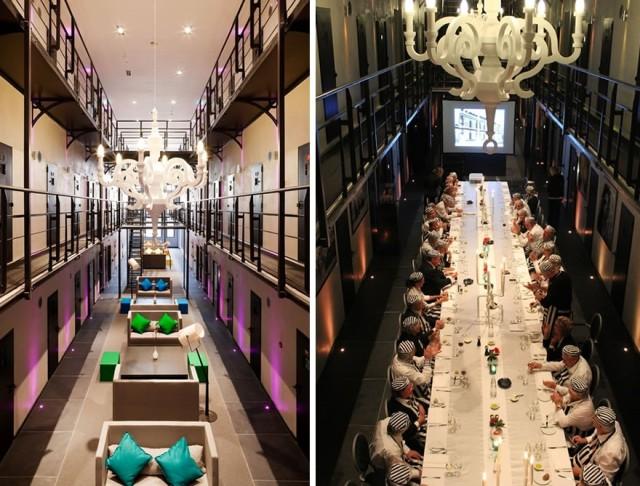 1361355167 5 640x486 Prison Transformed Into Luxury Hotel in Netherlands