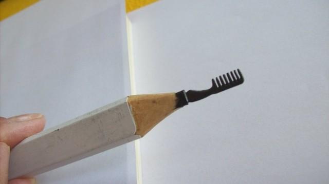 1362130421 21 640x359 Miniature Pencil Sculptures by Cerkahegyzo
