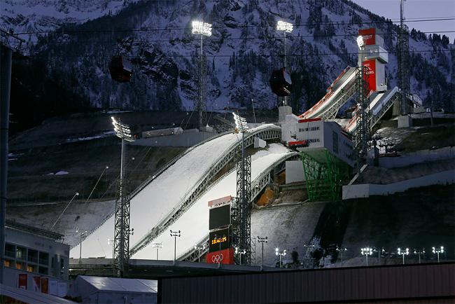138 Sochi Prepare for 2014 Winter Olympics