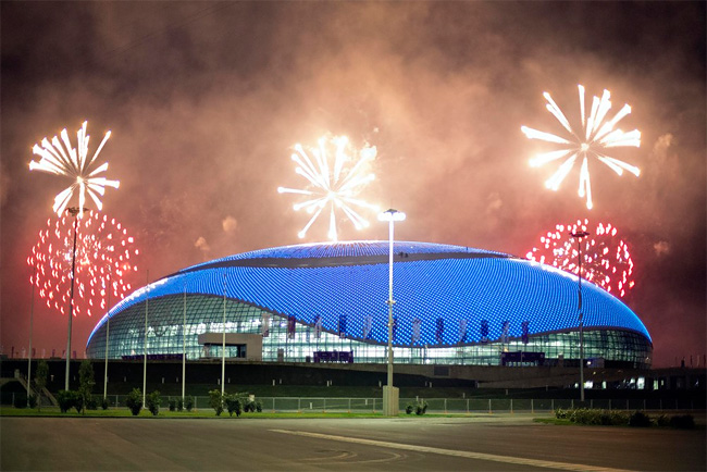 202 Sochi Prepare for 2014 Winter Olympics