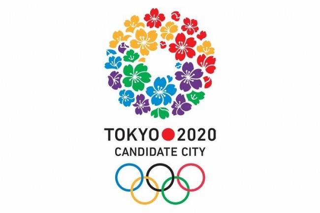 2020 tokyo olympic logo 650x433 A Complete 100 Years of History of Olympic Logo Designs