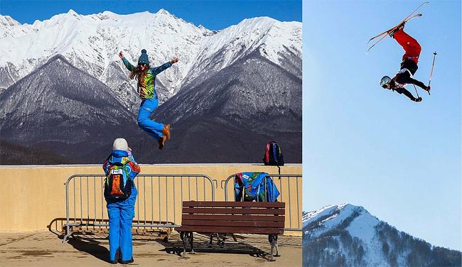 241 Sochi Prepare for 2014 Winter Olympics