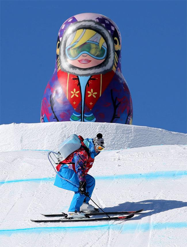 251 Sochi Prepare for 2014 Winter Olympics