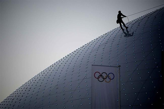 3110 Sochi Prepare for 2014 Winter Olympics