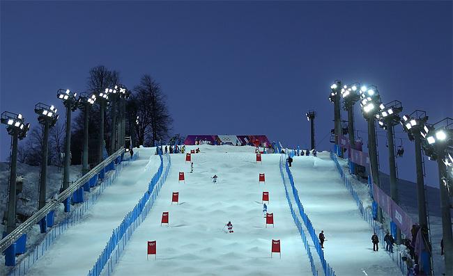 320 Sochi Prepare for 2014 Winter Olympics