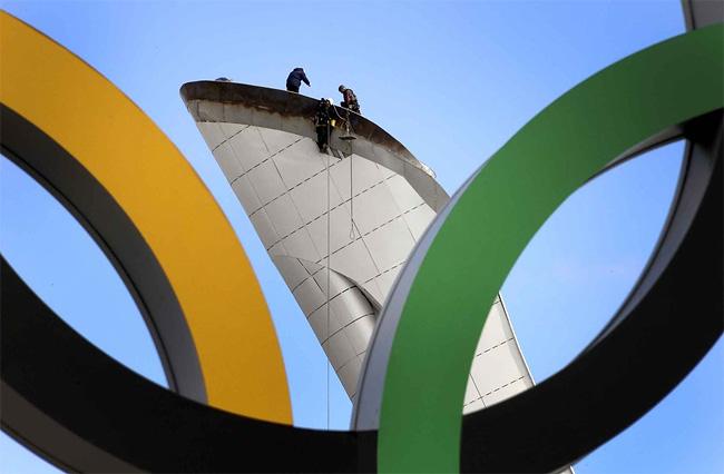 322 Sochi Prepare for 2014 Winter Olympics