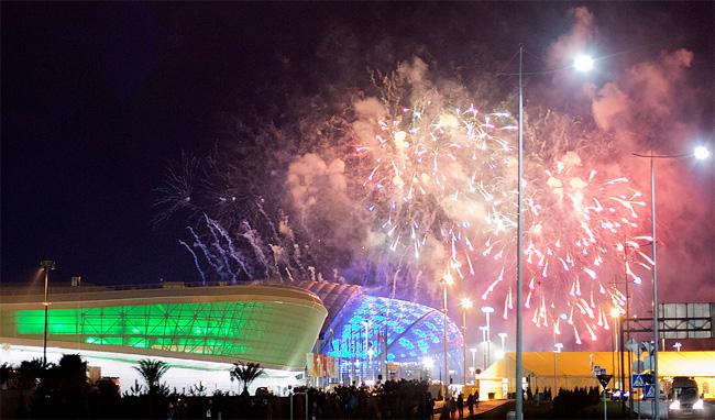 341 Sochi Prepare for 2014 Winter Olympics