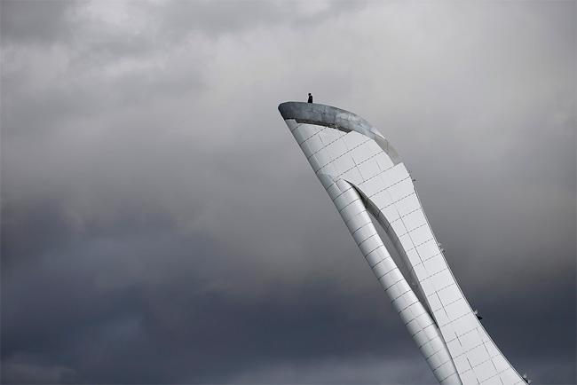 361 Sochi Prepare for 2014 Winter Olympics