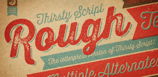 3 8 The Distress Font Collection