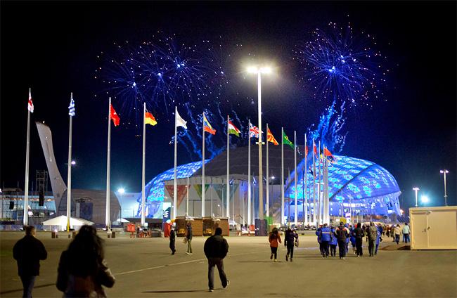 419 Sochi Prepare for 2014 Winter Olympics