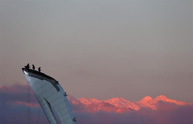 515 Sochi Prepare for 2014 Winter Olympics