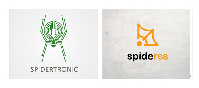 518 30 Creative Spider Logo for Inspiration