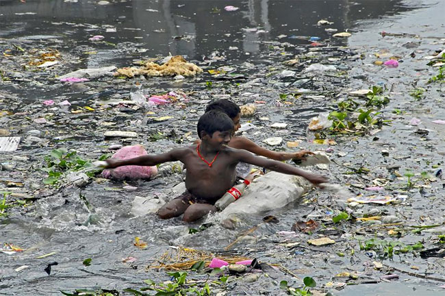 58 The Most Polluted River in the World
