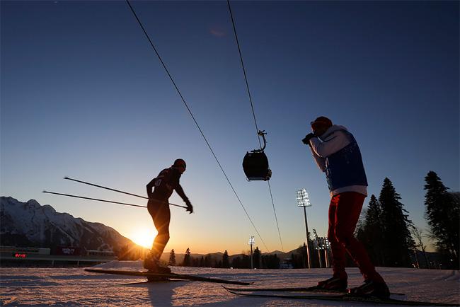 710 Sochi Prepare for 2014 Winter Olympics