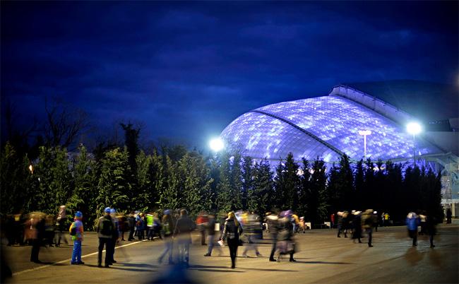 810 Sochi Prepare for 2014 Winter Olympics