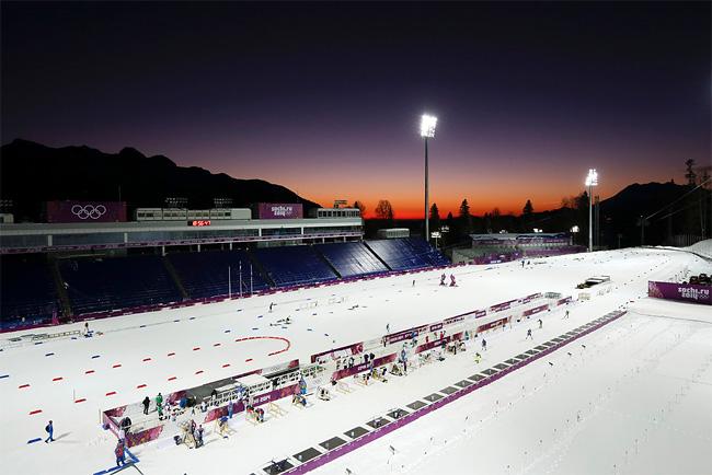 99 Sochi Prepare for 2014 Winter Olympics
