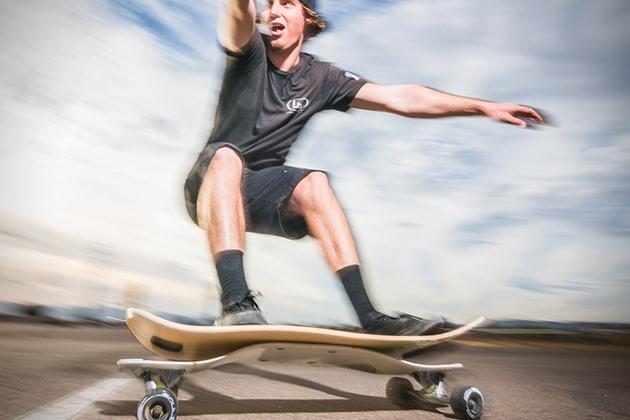 Board 2 Surf Board Inspired SoulArc Skateboards