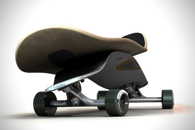 Board 3 Surf Board Inspired SoulArc Skateboards