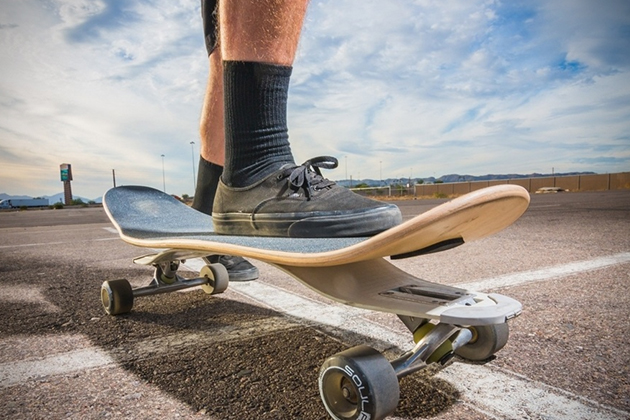 Board 5 Surf Board Inspired SoulArc Skateboards