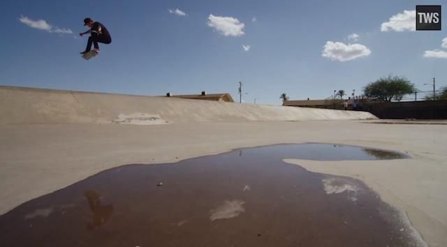 asphalt yacht skate 03 Skateboarding: Asphalt Yacht Club Sails The Southwest