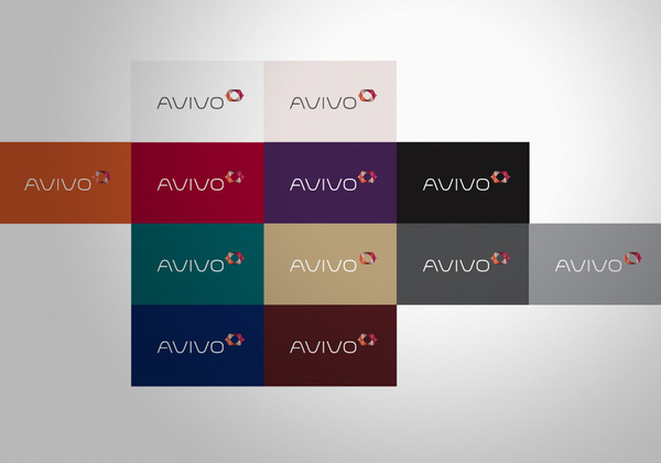 avivo 3 New Branding on Branding Journal