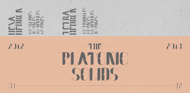 banner03 1 copy1 Nostalgia Font designed by Pablo Abad