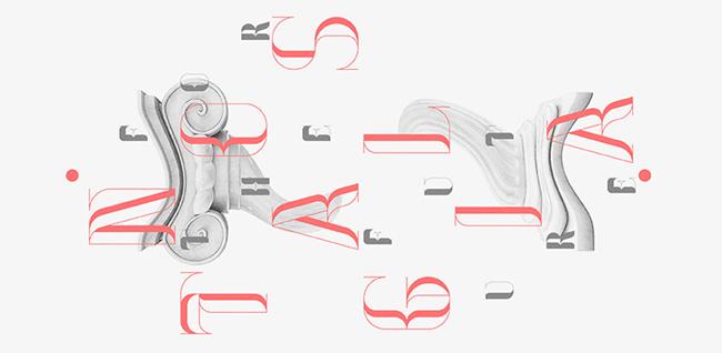 banner08 copy Nostalgia Font designed by Pablo Abad