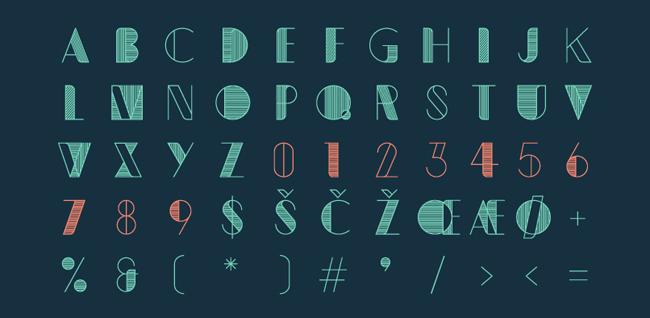 hft000 typometrypro pr3 Typometry Pro font designed by Emil Kozole