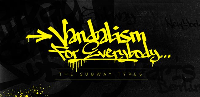 hft401 subwaytype newyork font pr01 SUBWAY