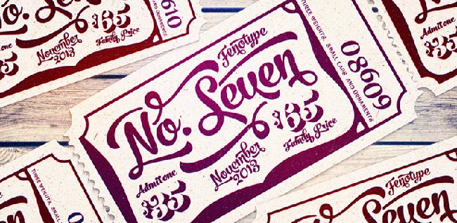 hypefortype seven copy No Seven
