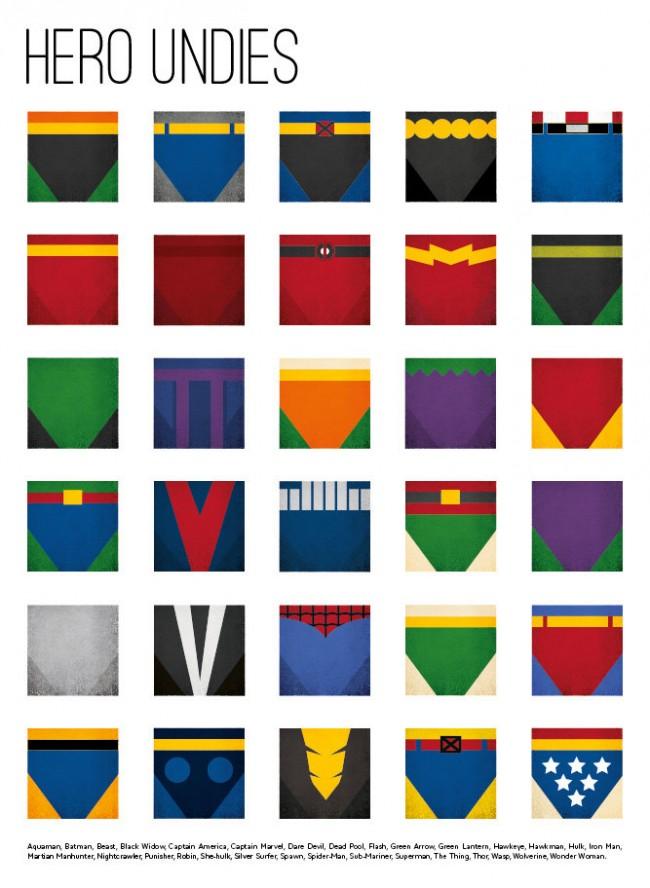il fullxfull.404742718 n401 650x888 Marvel & DC Underwear Print
