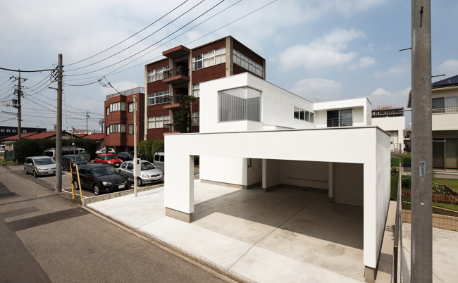 leibal houseoftakasaki studioloop 1 House of Takasaki by studio LOOP Architects