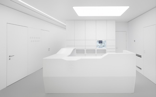leibal whitespaceorthodontic bureauhub  650x406 White Space Orthodontic Clinic by bureauhub